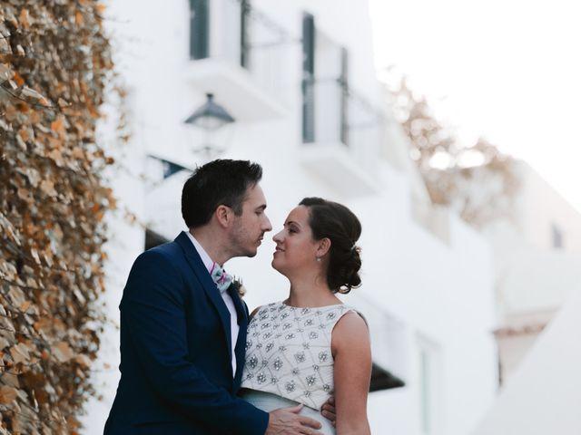 La boda de Carlos y Bela en Cala De San Vicente Ibiza, Islas Baleares 5