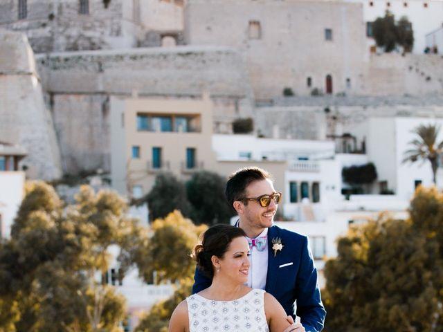 La boda de Carlos y Bela en Cala De San Vicente Ibiza, Islas Baleares 6