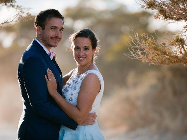 La boda de Carlos y Bela en Cala De San Vicente Ibiza, Islas Baleares 7