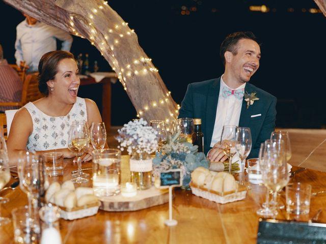 La boda de Carlos y Bela en Cala De San Vicente Ibiza, Islas Baleares 12