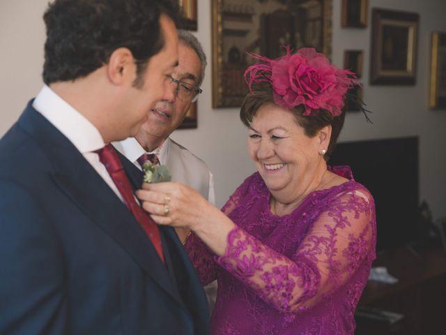 La boda de Fran y Marta en Jerez De La Frontera, Cádiz 10
