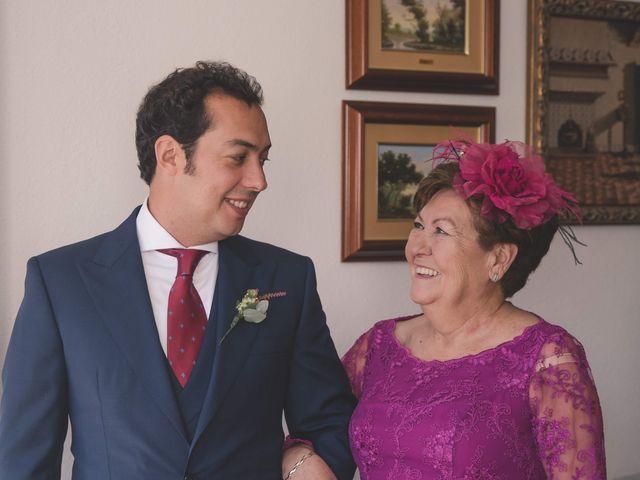 La boda de Fran y Marta en Jerez De La Frontera, Cádiz 12