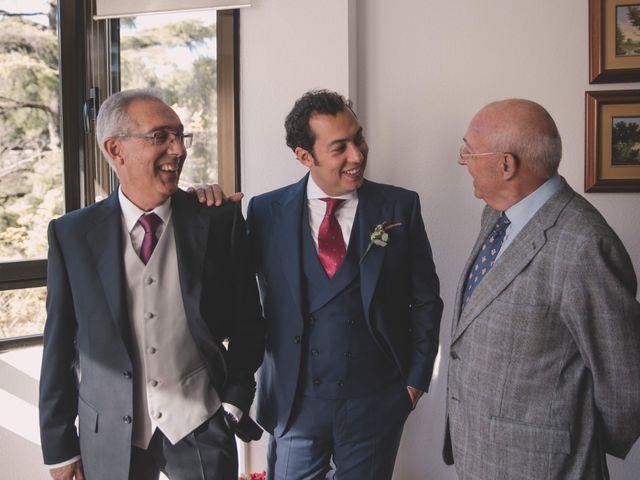 La boda de Fran y Marta en Jerez De La Frontera, Cádiz 13
