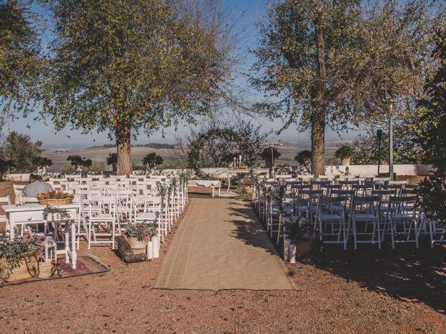 La boda de Fran y Marta en Jerez De La Frontera, Cádiz 14