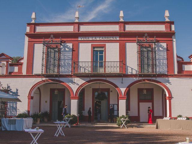 La boda de Fran y Marta en Jerez De La Frontera, Cádiz 15