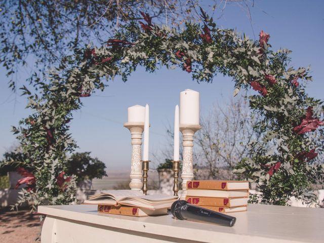 La boda de Fran y Marta en Jerez De La Frontera, Cádiz 18