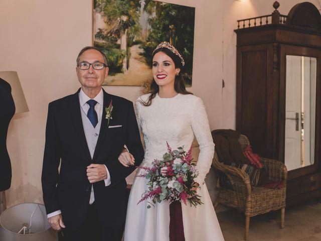 La boda de Fran y Marta en Jerez De La Frontera, Cádiz 20