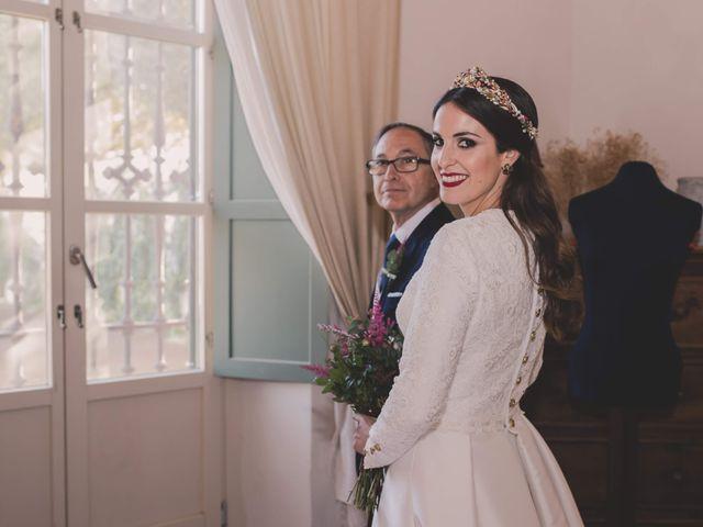 La boda de Fran y Marta en Jerez De La Frontera, Cádiz 21