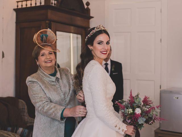 La boda de Fran y Marta en Jerez De La Frontera, Cádiz 22