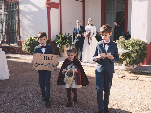 La boda de Fran y Marta en Jerez De La Frontera, Cádiz 25