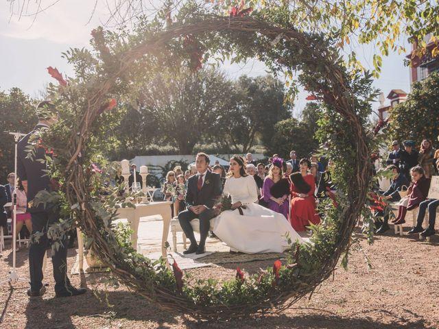 La boda de Fran y Marta en Jerez De La Frontera, Cádiz 28