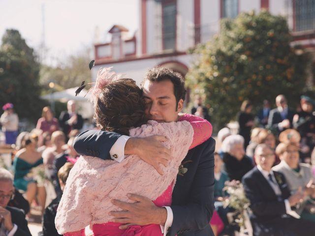 La boda de Fran y Marta en Jerez De La Frontera, Cádiz 29