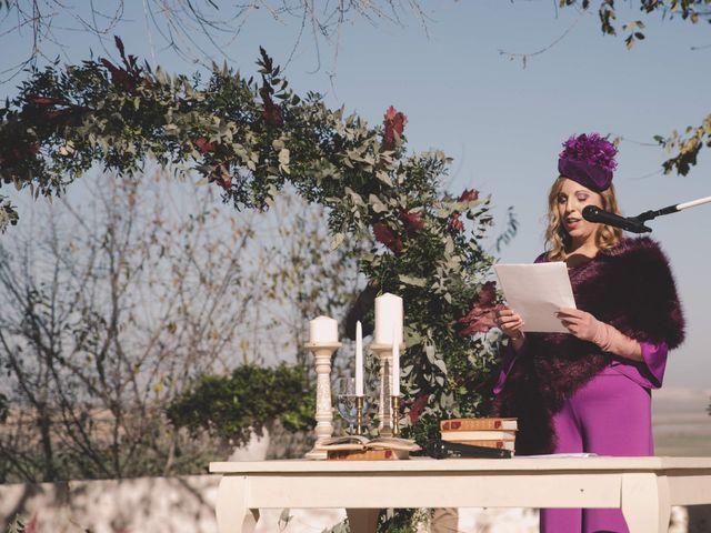 La boda de Fran y Marta en Jerez De La Frontera, Cádiz 30