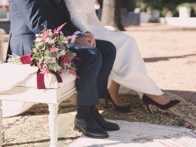 La boda de Fran y Marta en Jerez De La Frontera, Cádiz 31