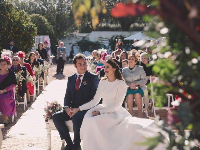 La boda de Fran y Marta en Jerez De La Frontera, Cádiz 32