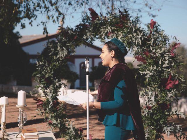 La boda de Fran y Marta en Jerez De La Frontera, Cádiz 33