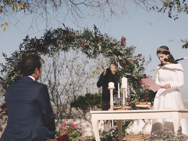 La boda de Fran y Marta en Jerez De La Frontera, Cádiz 34