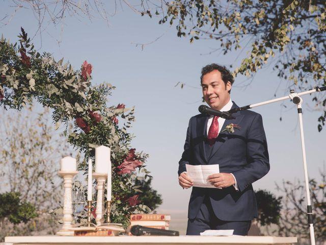 La boda de Fran y Marta en Jerez De La Frontera, Cádiz 35