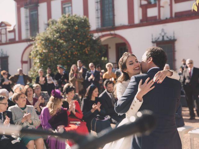 La boda de Fran y Marta en Jerez De La Frontera, Cádiz 36