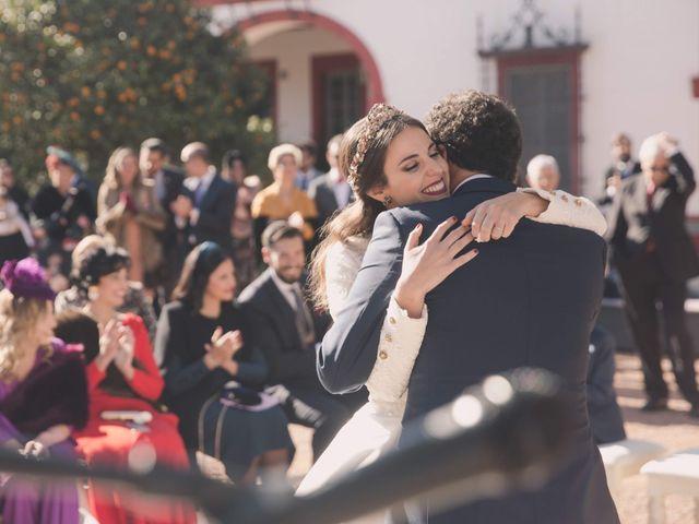 La boda de Fran y Marta en Jerez De La Frontera, Cádiz 37
