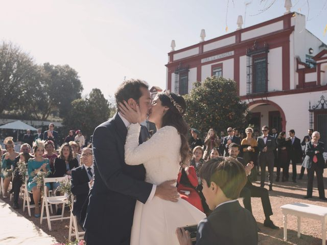 La boda de Fran y Marta en Jerez De La Frontera, Cádiz 40