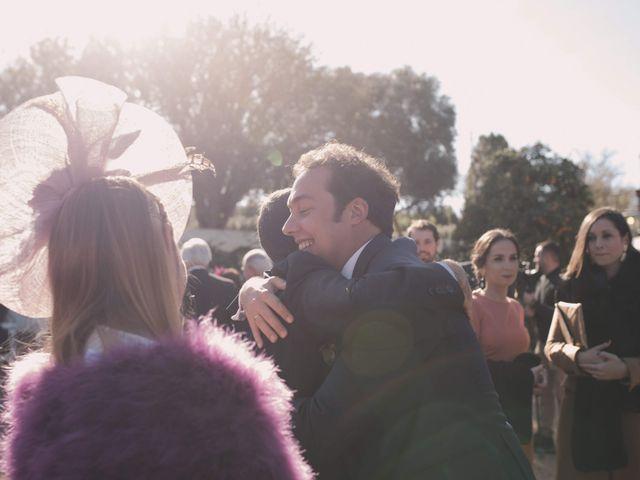 La boda de Fran y Marta en Jerez De La Frontera, Cádiz 42