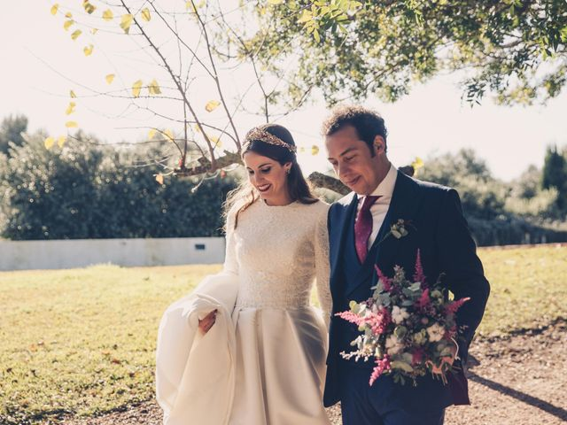 La boda de Fran y Marta en Jerez De La Frontera, Cádiz 44