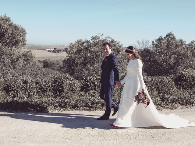 La boda de Fran y Marta en Jerez De La Frontera, Cádiz 47