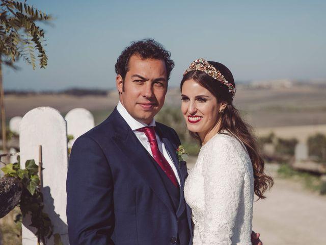 La boda de Fran y Marta en Jerez De La Frontera, Cádiz 48