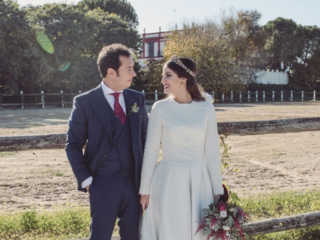 La boda de Fran y Marta en Jerez De La Frontera, Cádiz 49