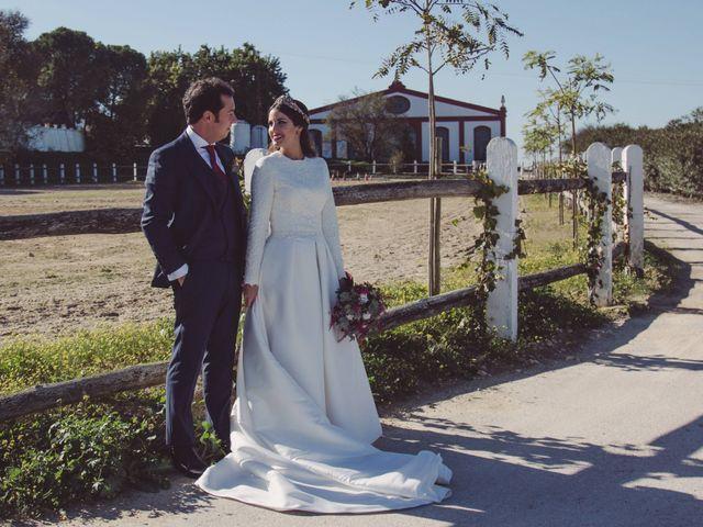 La boda de Fran y Marta en Jerez De La Frontera, Cádiz 50
