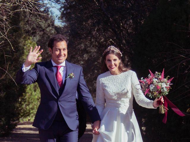 La boda de Fran y Marta en Jerez De La Frontera, Cádiz 51