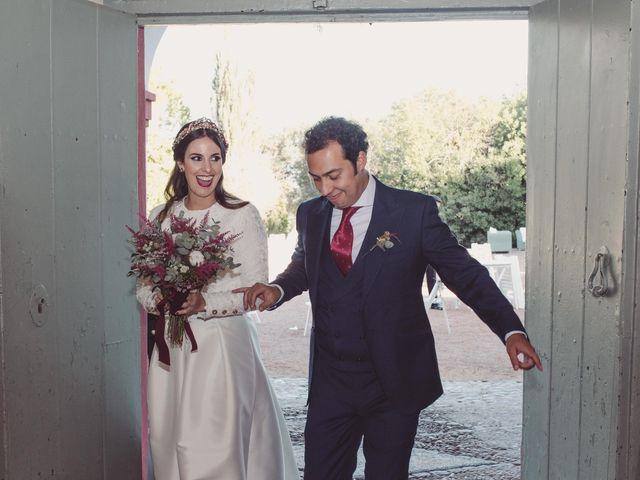 La boda de Fran y Marta en Jerez De La Frontera, Cádiz 61