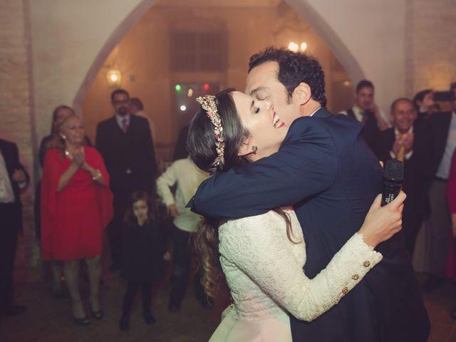 La boda de Fran y Marta en Jerez De La Frontera, Cádiz 71