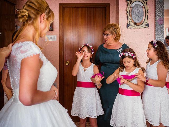 La boda de Marcos y Ana en Zaragoza, Zaragoza 11