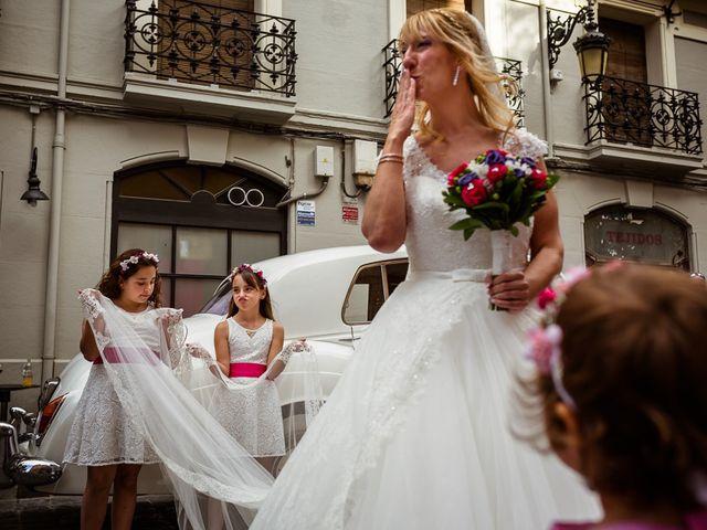 La boda de Marcos y Ana en Zaragoza, Zaragoza 17