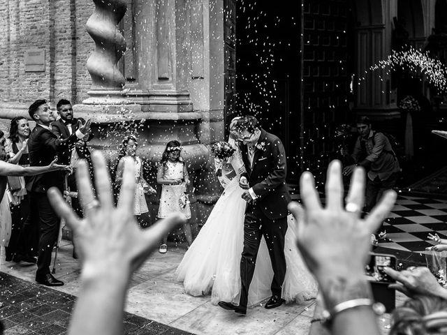 La boda de Marcos y Ana en Zaragoza, Zaragoza 24