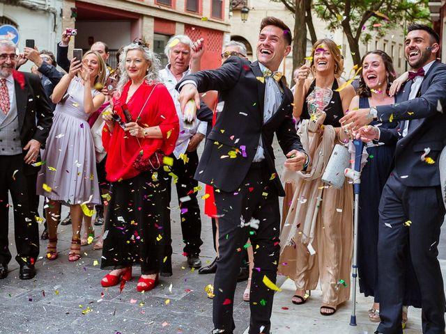 La boda de Marcos y Ana en Zaragoza, Zaragoza 25