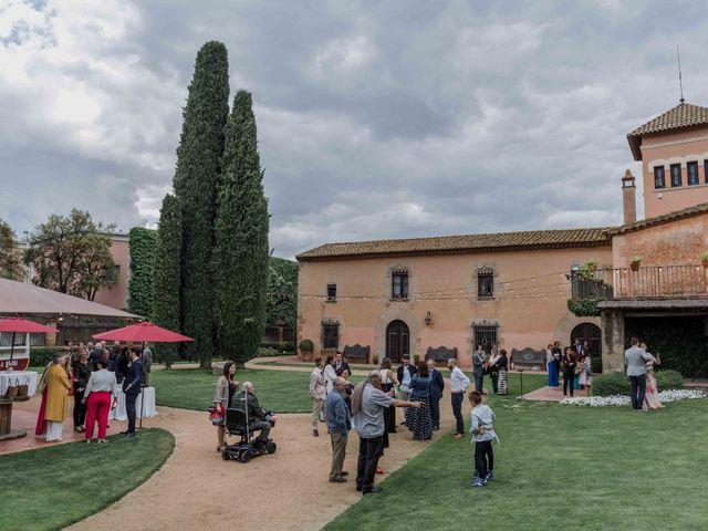 La boda de Victor y Noelia en La Garriga, Barcelona 37