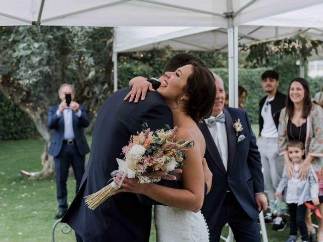 La boda de Victor y Noelia en La Garriga, Barcelona 42