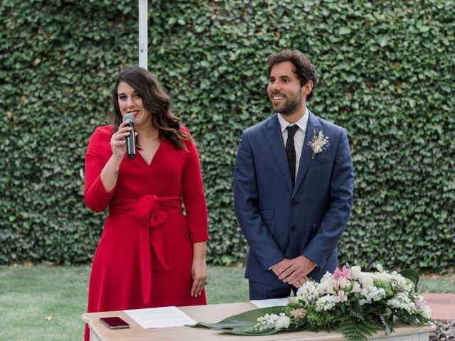 La boda de Victor y Noelia en La Garriga, Barcelona 43