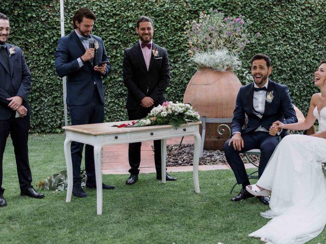La boda de Victor y Noelia en La Garriga, Barcelona 52