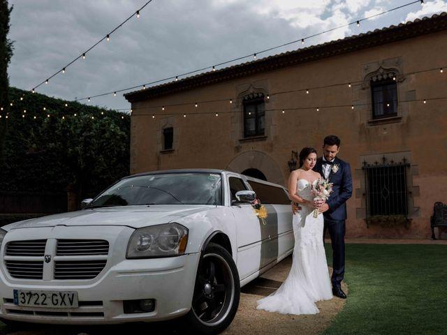 La boda de Victor y Noelia en La Garriga, Barcelona 59