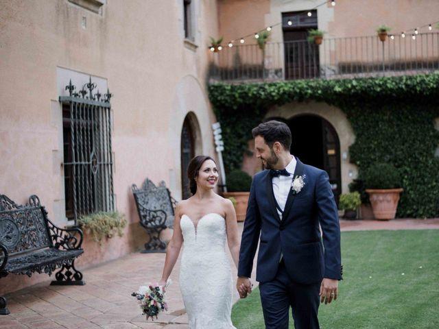 La boda de Victor y Noelia en La Garriga, Barcelona 60