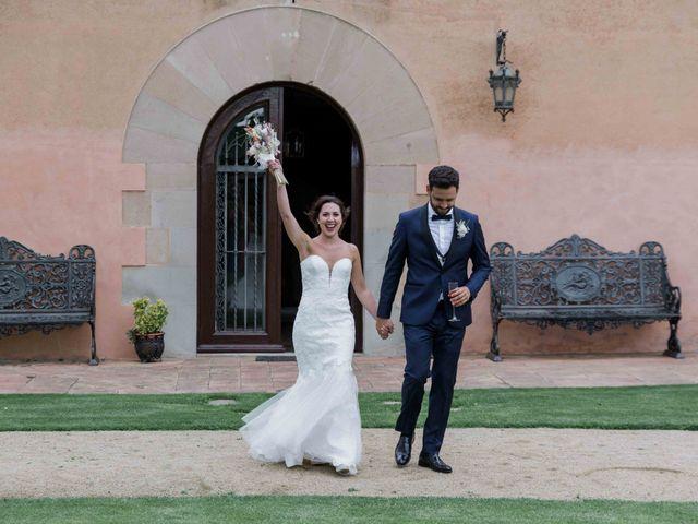 La boda de Victor y Noelia en La Garriga, Barcelona 71