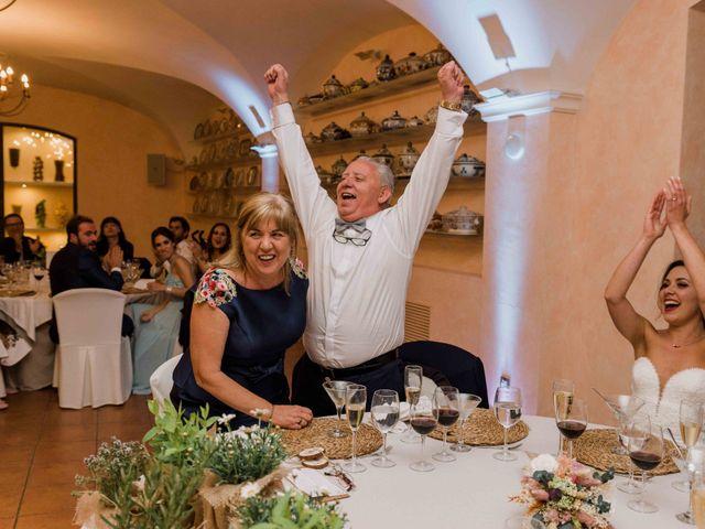 La boda de Victor y Noelia en La Garriga, Barcelona 80