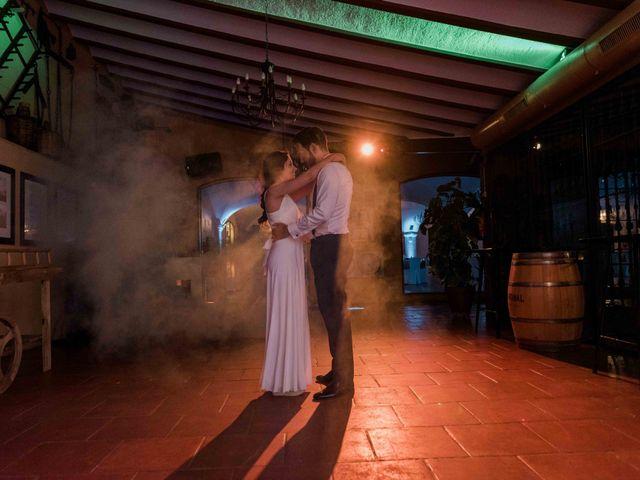 La boda de Victor y Noelia en La Garriga, Barcelona 86