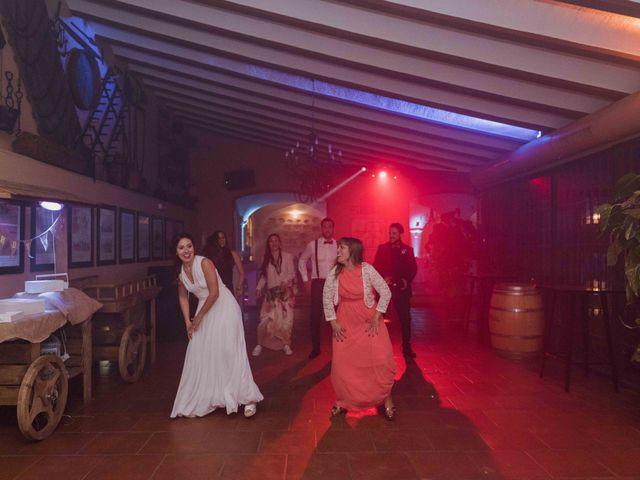 La boda de Victor y Noelia en La Garriga, Barcelona 90