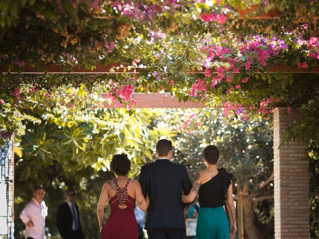 La boda de Tico y Paula en Castelló/castellón De La Plana, Castellón 6