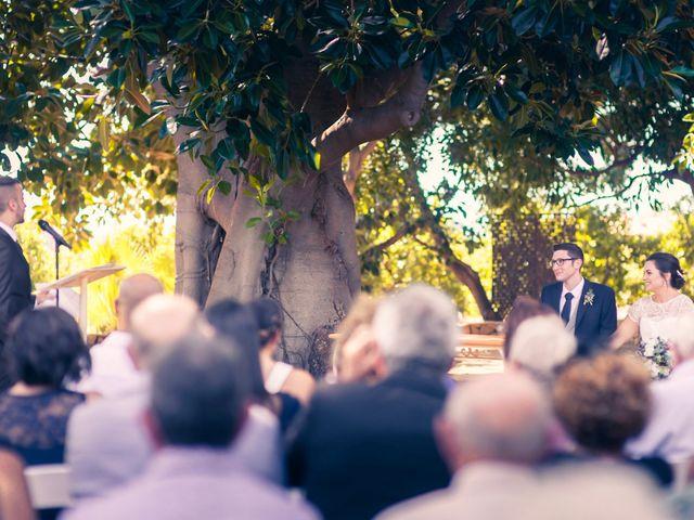 La boda de Tico y Paula en Castelló/castellón De La Plana, Castellón 19